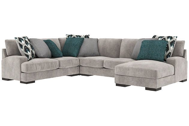 Best Bardarson 4 Piece Sectional The Big Comfy Couch 400 x 300