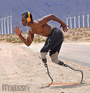 Disability, My Ass! - Paralympian Blake Leeper Runs Through Barriers