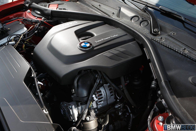 BMW Unveils New Cylinder Liter Diesel And Petrol Engine - Bmw 3 litre diesel