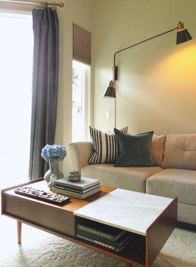 Designed By Flippingdesign REJUVENATION SCONCE By WESTELMCOM MID - West elm pop up coffee table