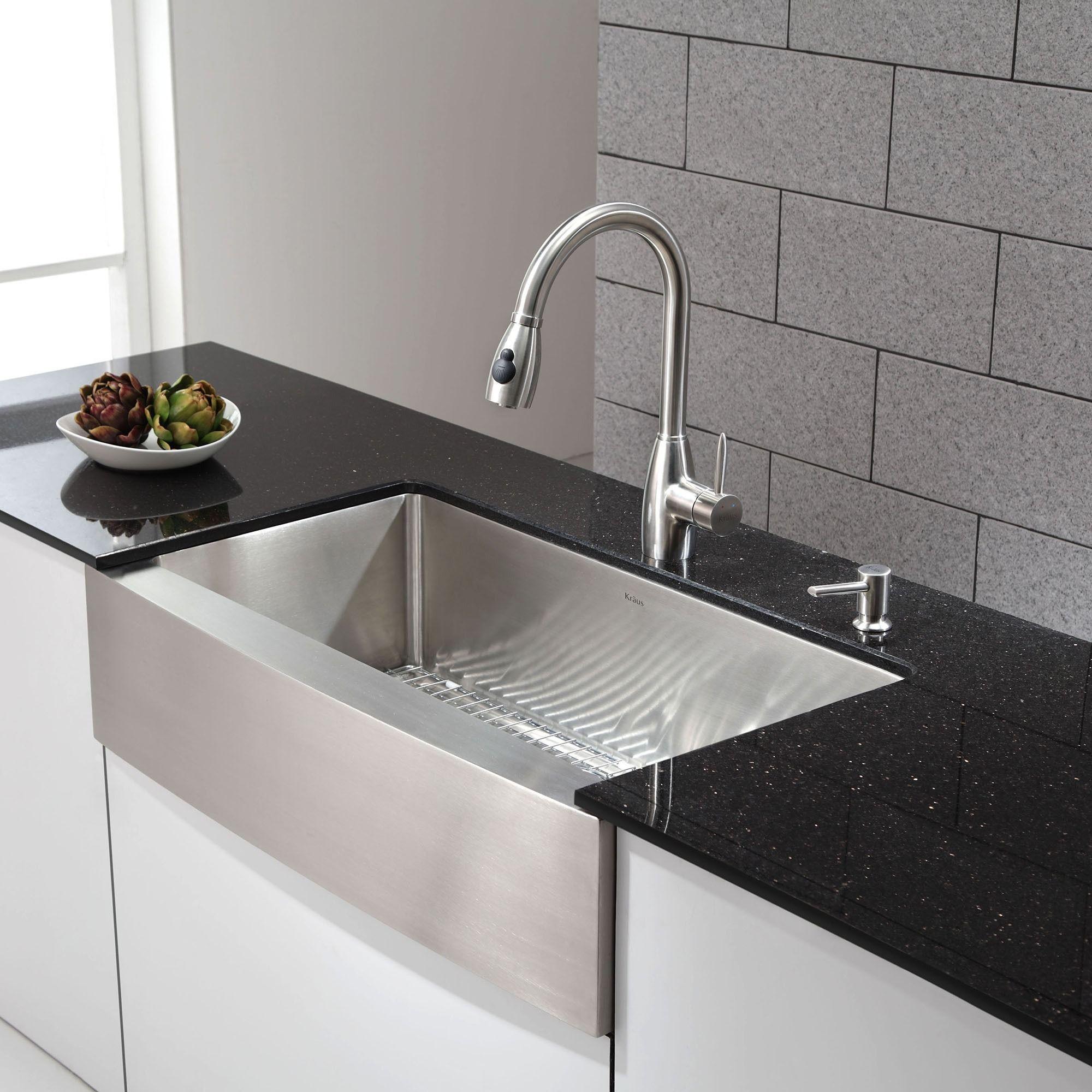 Stainless Steel Kitchen Sink Unit Farmhouse Sink Kitchen Stainless Steel Farmhouse Kitchen Sinks Kitchen Sink Remodel