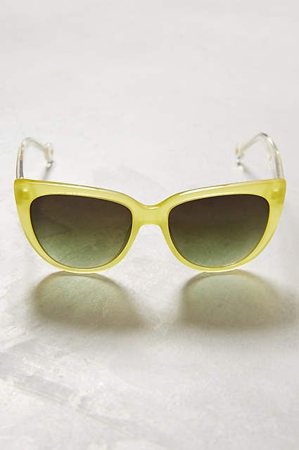 ett:twa Bastine Sunglasses - anthropologie.com