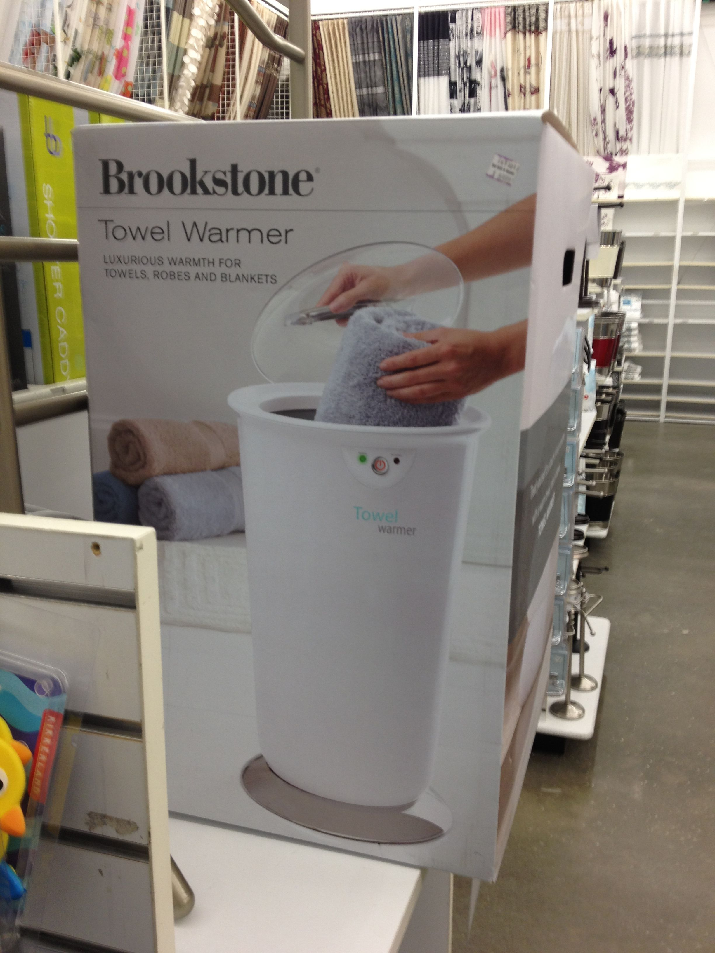 Towel Warmer Bed Bath And Beyond Brookstone Towel Warmer $89 At Bed Bath And Beyond  Bed Bath