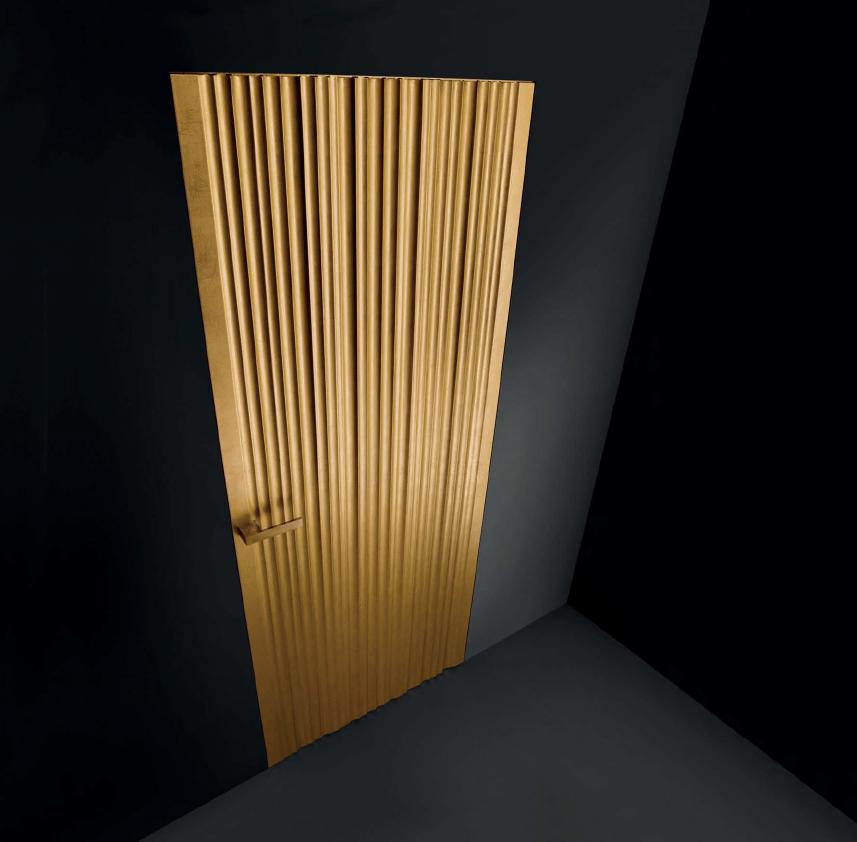 Межкомнатные двери Res (Италия) современные и лаконичные | Новый Интерьер