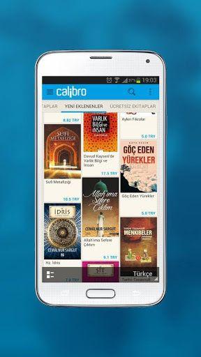 Calibro: Keyifli, pratik, yeni bir okuma tarzı<p>Calibro sadece bir cihaz değil, kitapseverlerin her zaman, her yerde ve her türlü cihazıyla e-kitaplarına ulaşmasını amaçlayan bir kitap ekosistemi. Bunun için tüm sistemlerde çalışan farklı uygulamalar hazırladık. Calibro Android uygulaması ile e-kitaplarınızı Android tabanlı akıllı telefonlarınızda ve tabletlerinizde de okuyabilirsiniz.<p>•   Calibro Android ile kütüphaneniz yanınızda.<p>•   Türkiye'nin e-kitap teknolojisi Calibro ile…