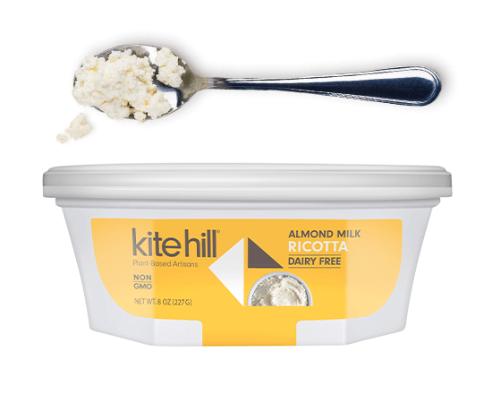 Plant Based Artisanal Cheese Kite Hill Dairy Free Products In 2020 Vegan Ricotta Best Vegan Cheese Dairy Free