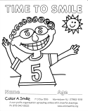 Color A Smile is a nonprofit organization that distributes cheerful drawings to senior citizens, our troops overseas, and anyone in need of a smile.