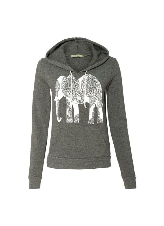 a69f8e2d1e617 I need this elephant sweater in my life. honestly if someone got ...