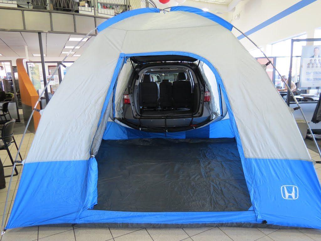 Honda Tent & Honda Odyssey Tent | Off we go! | Pinterest | Honda odyssey Honda ...