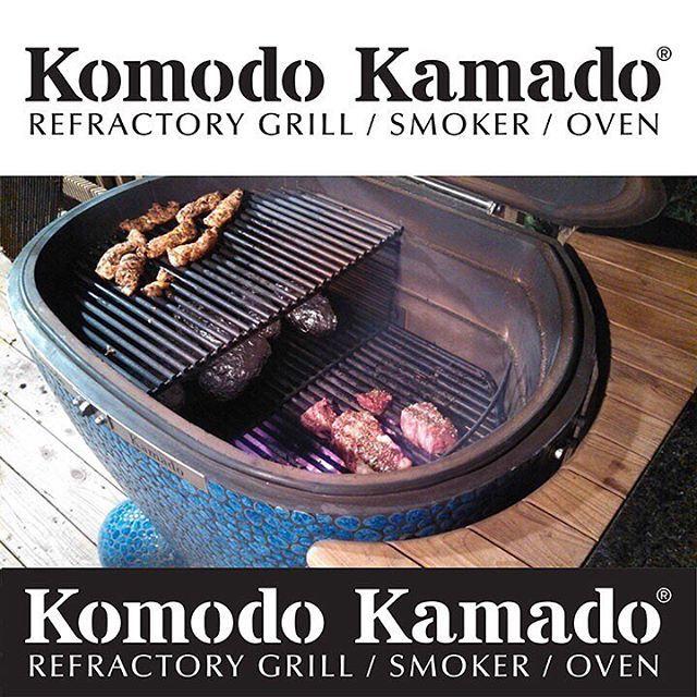 A picture says a thousand words!! #kamado #komodokamado # ...