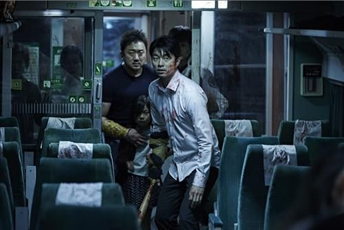 Train To Busan 11th Most Viewed Film In Korea Data K Movie