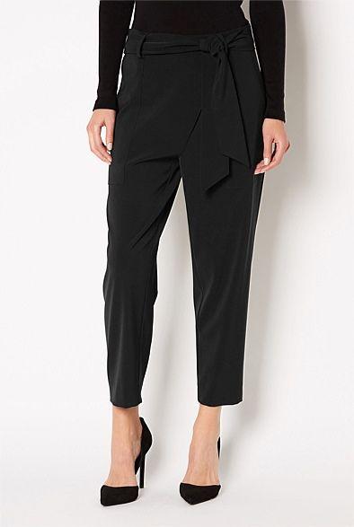 Pants - Marilyn Tie Pant