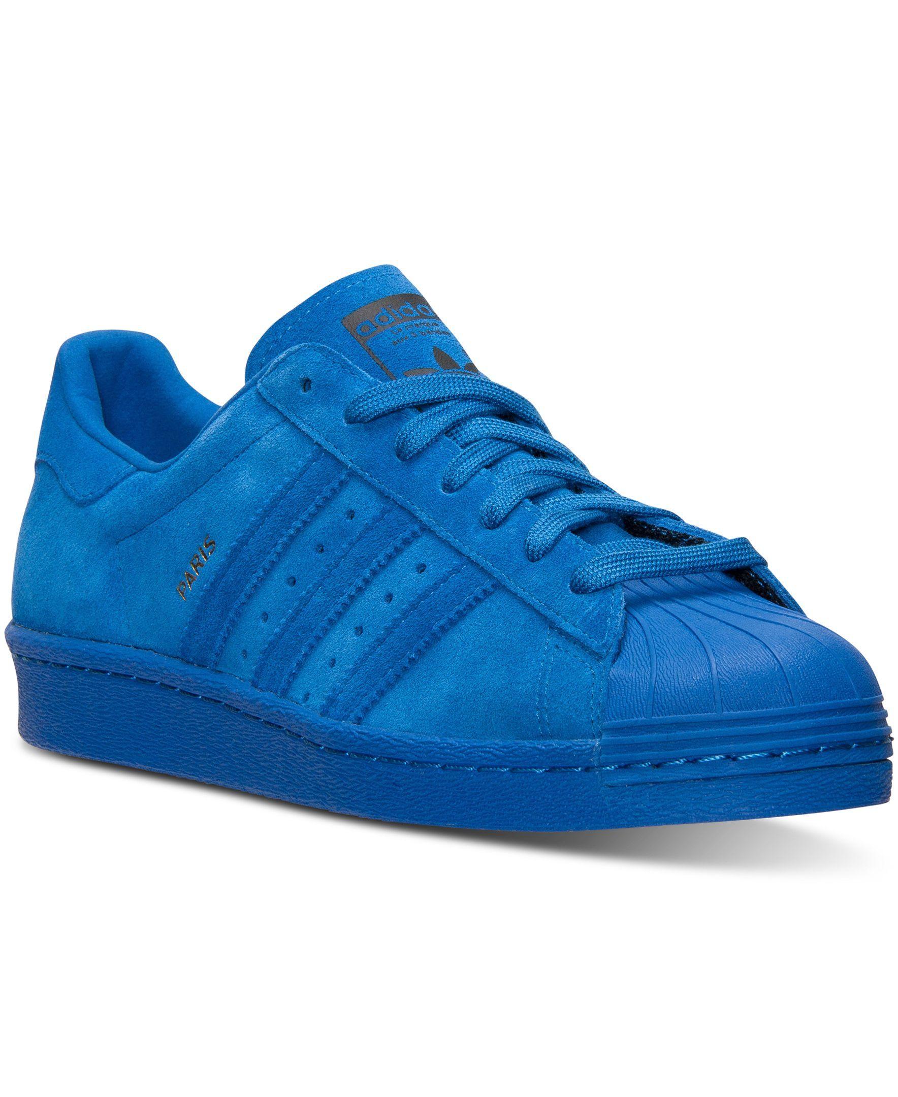 Adidas Superstar Casual Degli Uomini Città Parigi Casual Superstar Scarpe Dal Traguardo 0b69d8