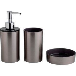 Bargain Stainless Steel Bathroom Accessories Set Was 12 99 Now 3 At Argos Gratisfaction