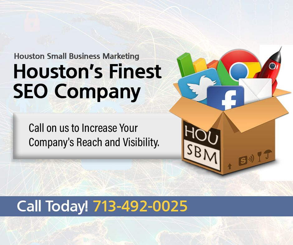 At Houston Small Business Marketing You Can Get Your Business Website Developed And Ran Business Marketing Online Marketing Campaign Small Business Marketing