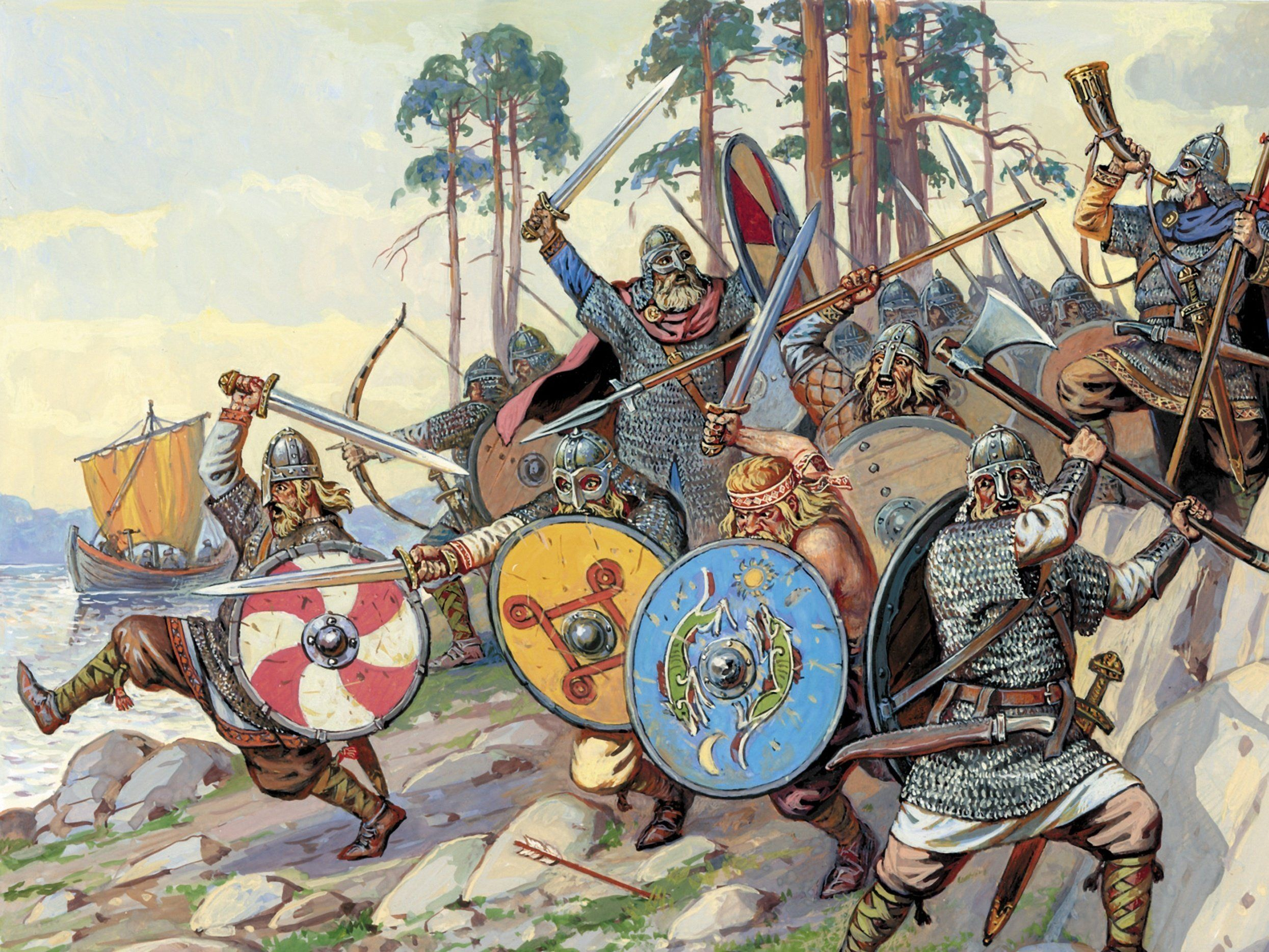 History Of Art Meno Istorija History Of Art Art History Europe Art World Art Vikings Art History Viking Art