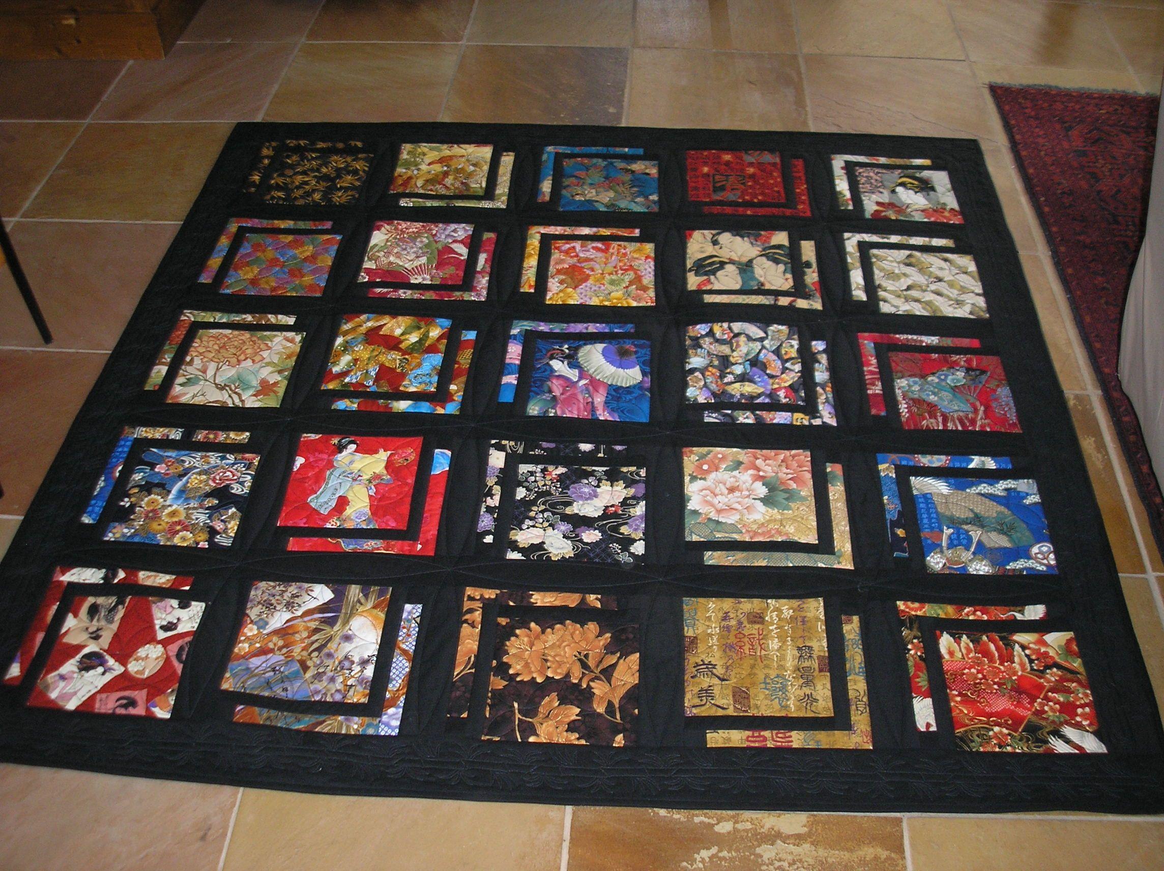 Oriental Quilt Patterns My Patterns Oriental Quilts
