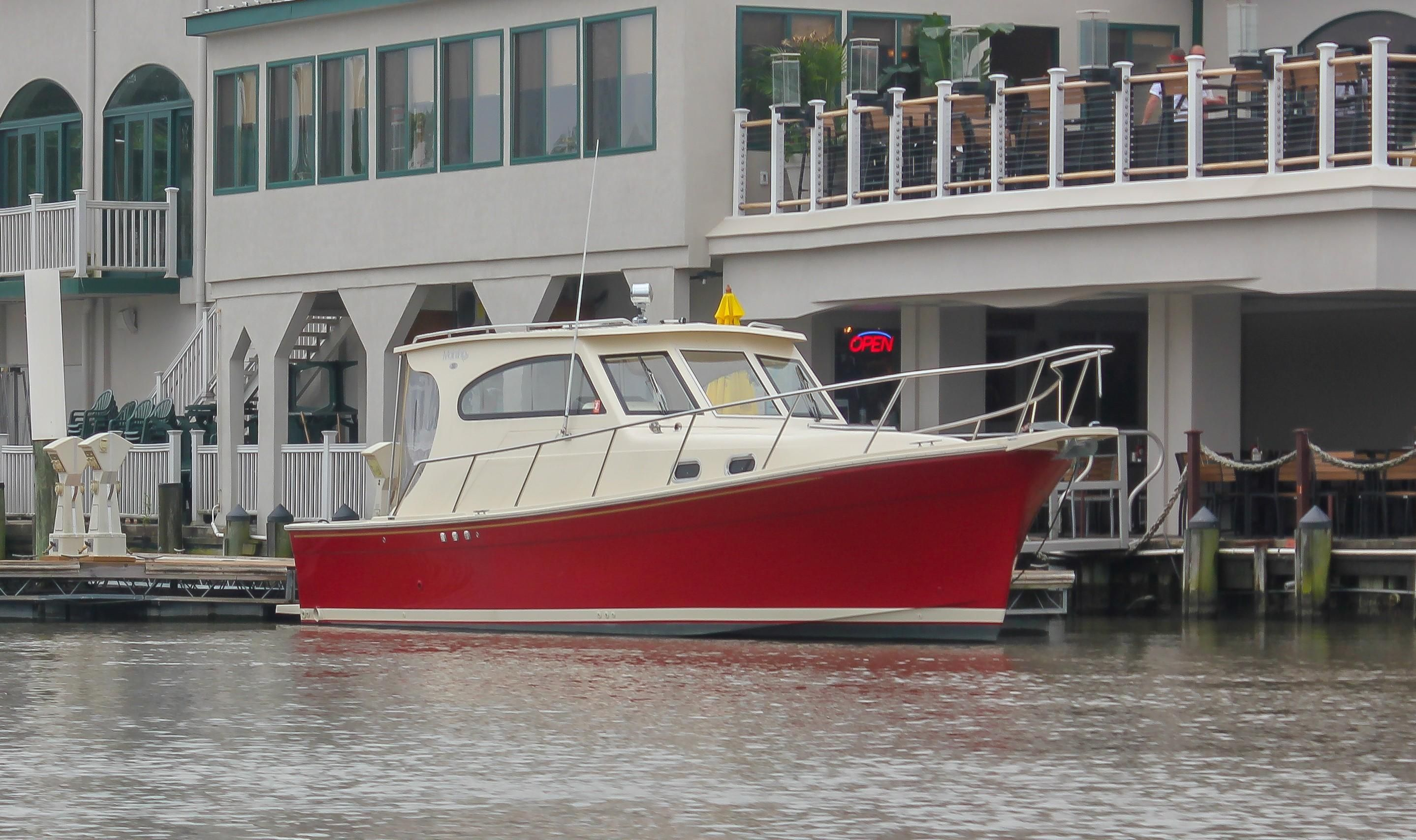 2008 Mainship Pilot 30 Power boat for sale, located in New
