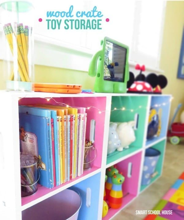 45+ Clever Toy Storage Ideas And Organizer For Your Kidsu0027 Room [+New] | Toy  Storage, Diy Toy Storage And Storage Ideas