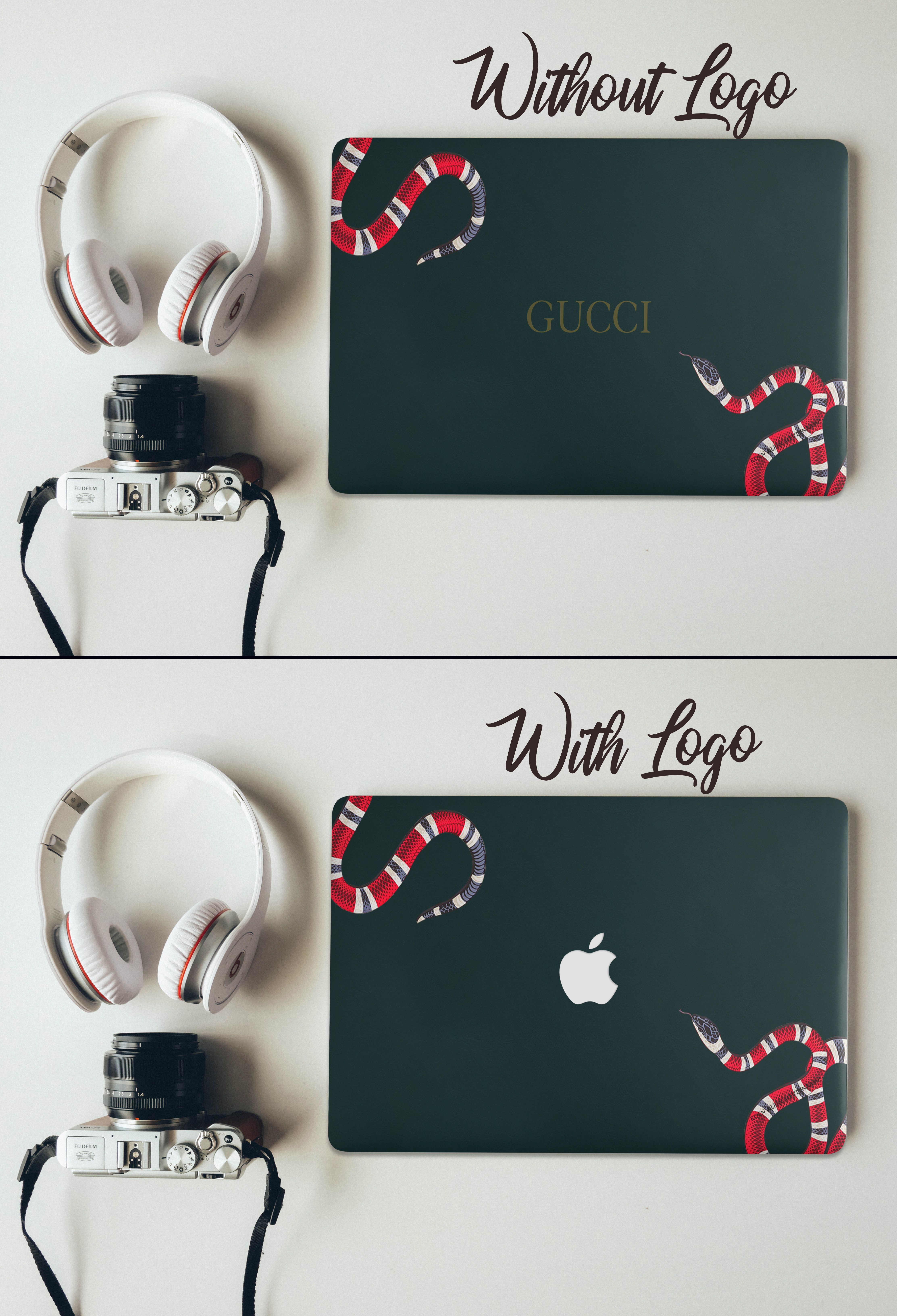 bb15c6ba29b Fresh Stylish Gucci Macbook Skin Gucci Macbook Decal Macbook Pro 15 inch  Decal Macbook Pro 13