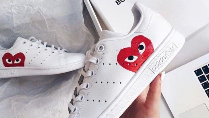 Baskets 2018Sélection L Pour Métalliques Tendance Sneakers De rhdtsQCxB