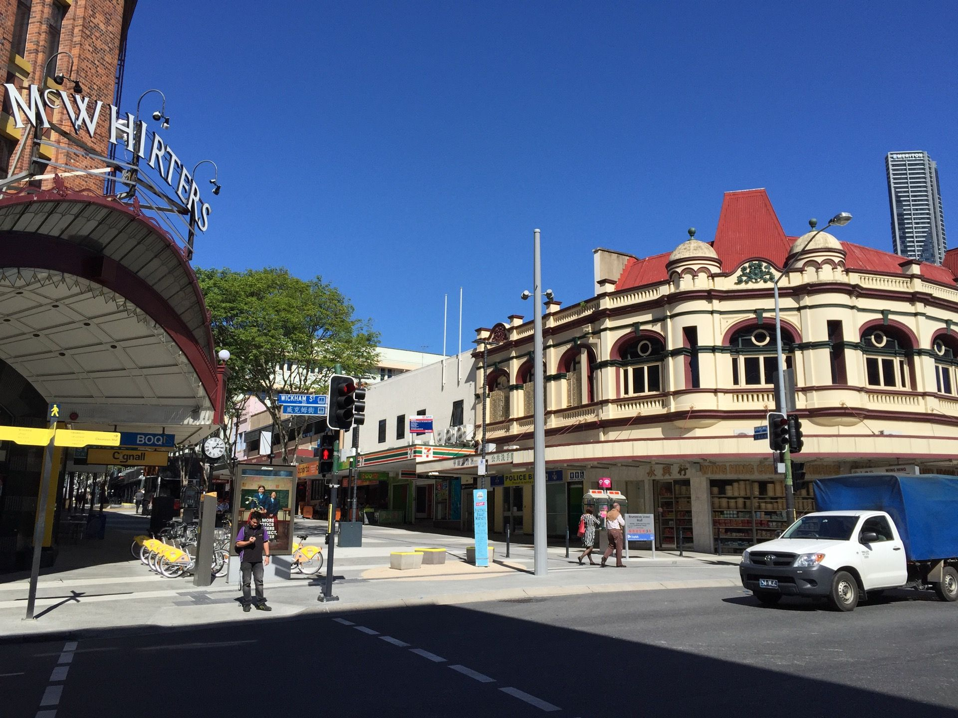 Fortitude Valley House styles, Mansions, Street view