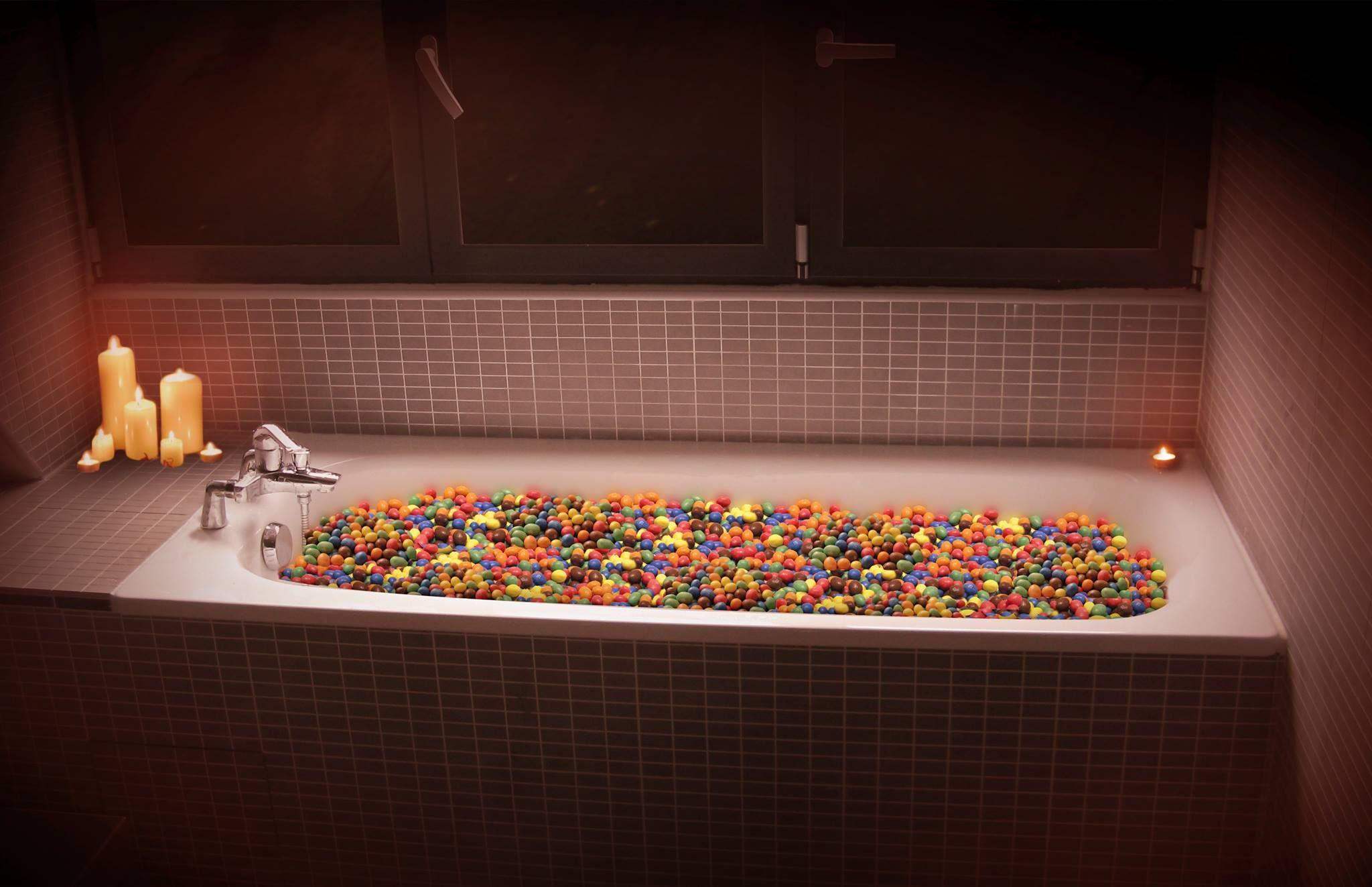 tente de buller dans un bain de m m s