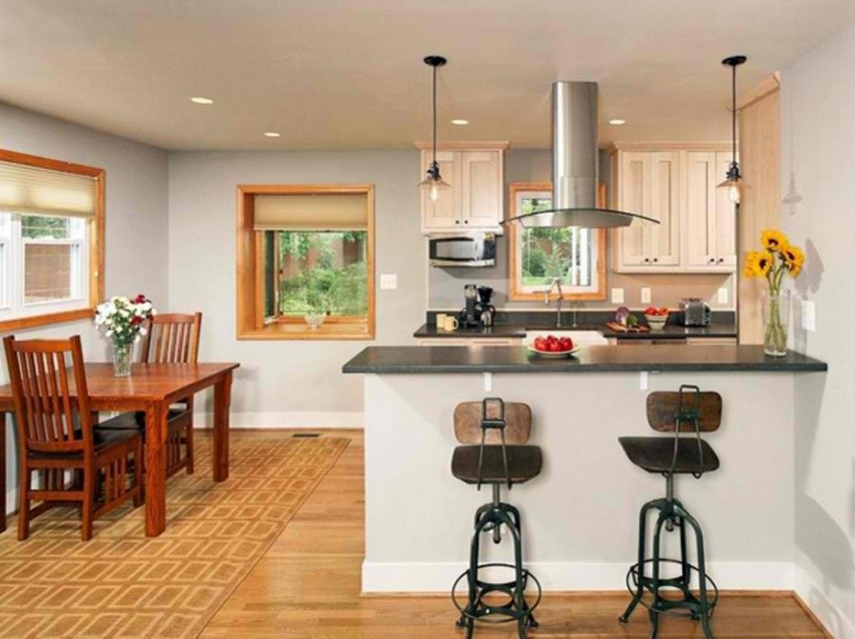 Lighting In Kitchen With Island Gl Hood Google Search