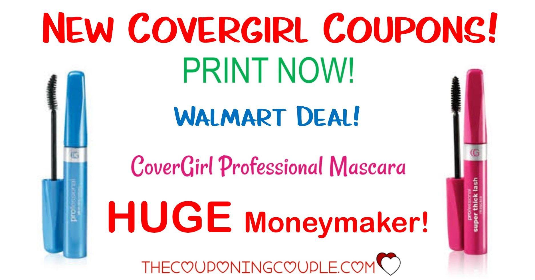 HOT BUY! Covergirl Professional Mascara Huge Moneymaker