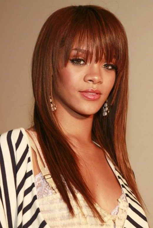 Golden Brown Hair Color African American Hair @Shelby Foster