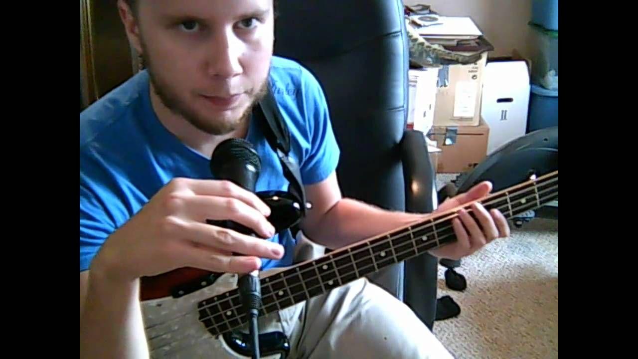 Kansas Carry On My Wayward Son Bass Lesson 12 Bass Pinterest