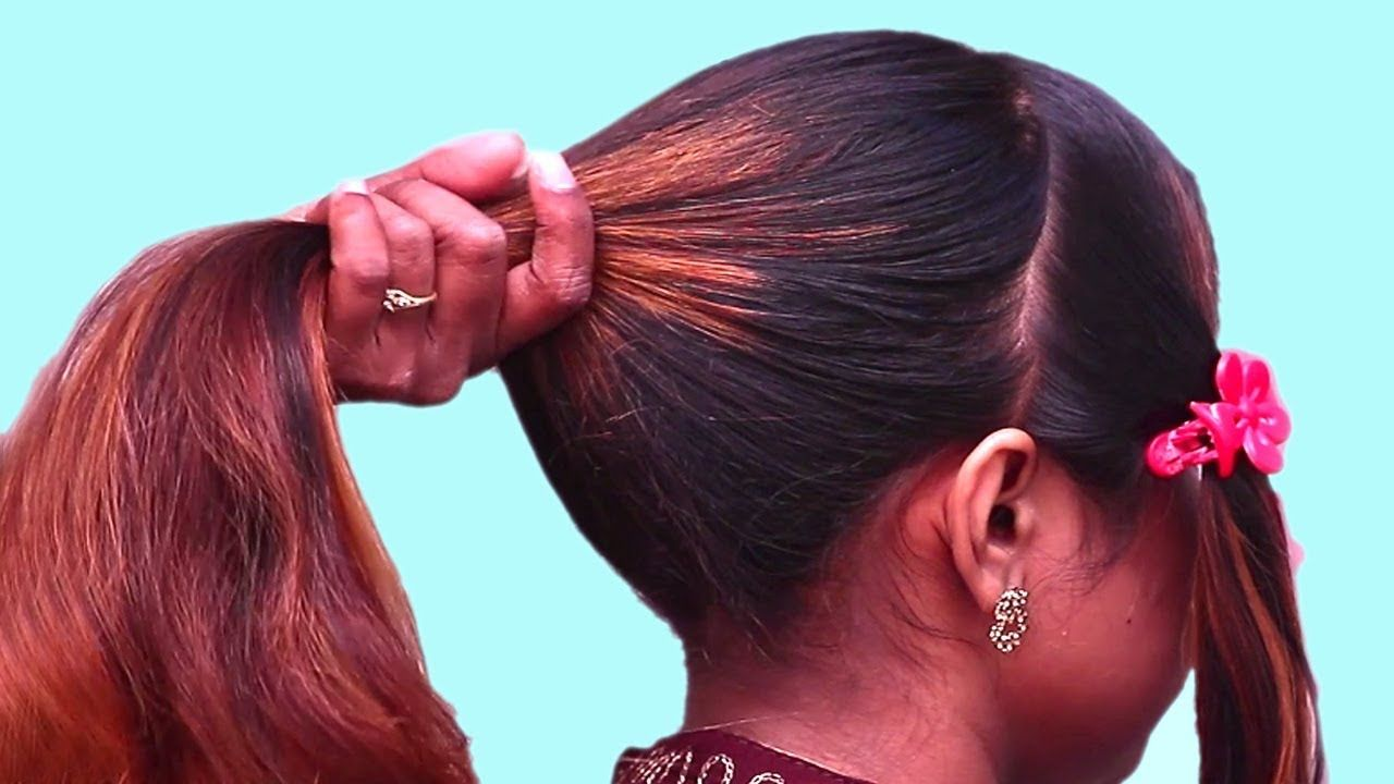 Best ponytail hairstyles for girls easy hairstyles