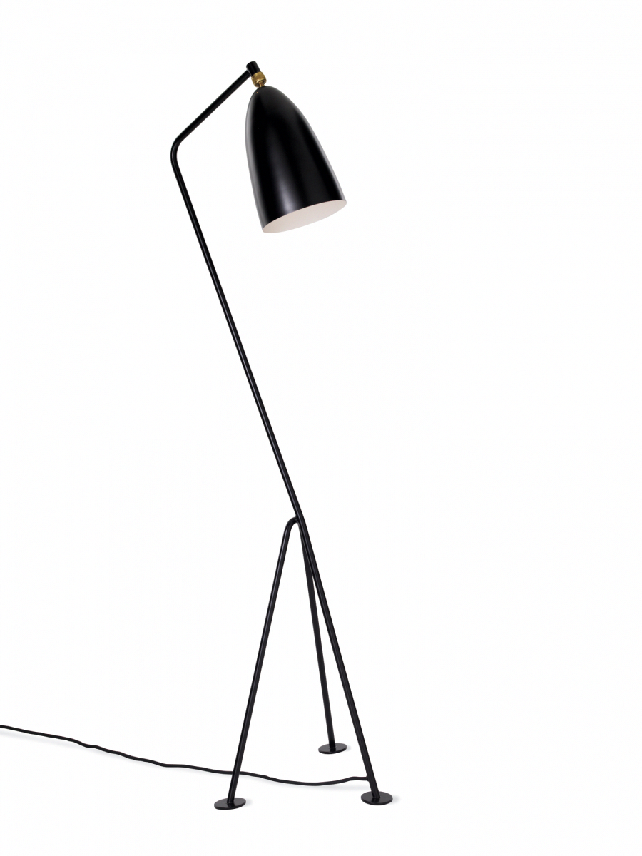 Grasshopper Floor Lamp By Design Within Reach Floorlamps Gold