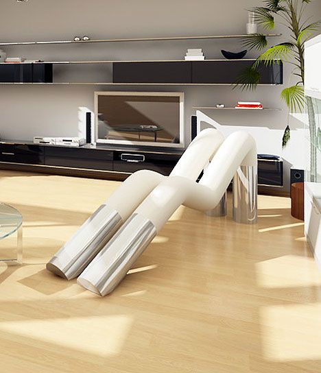If You Are Interested In Ultra Modern, Minimalist And/or Industrial Design,