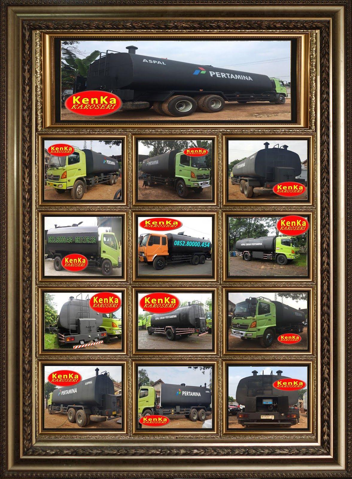 Info Harga Pembuatan Karoseri Truck Amp Mobil Box Pendingin Tangki Self Loader Trailer Mixer Towing Motor Carrier Mobil Toko Mobil Truk Mobil Derek