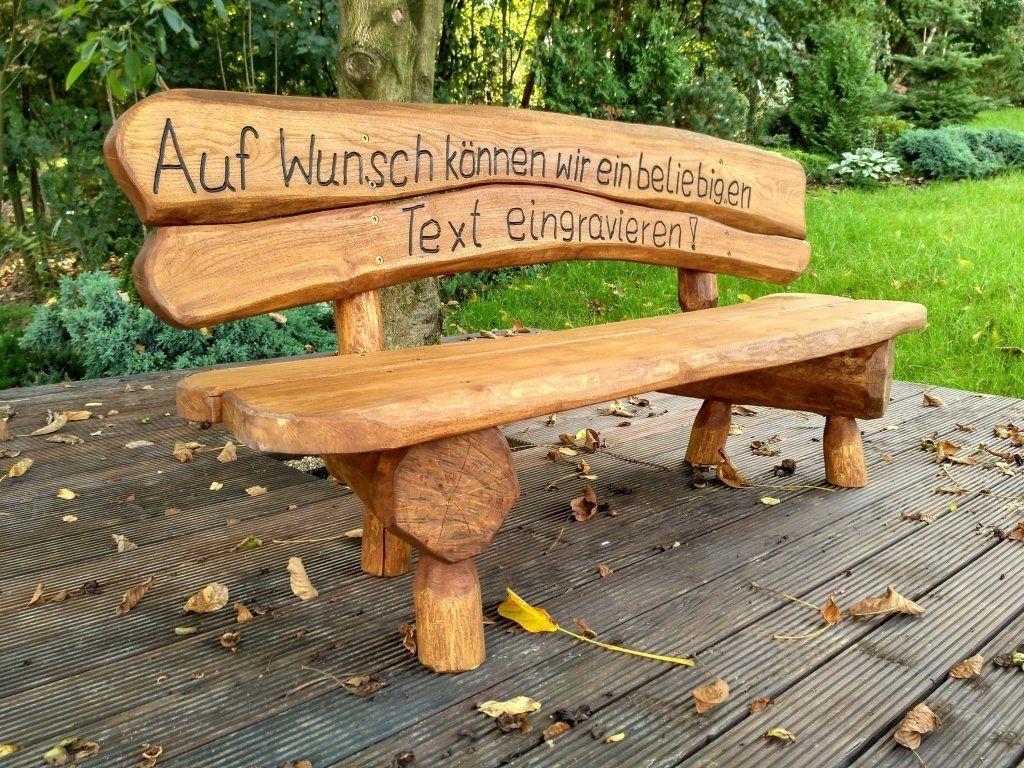 Amazon De Outflexx Gartenbank Grosse Sitz Bank In Natur Rustikal Geburstet Gartenbank Aus Wood Bench Outdoor Reclaimed Wood Benches Rustic Outdoor Furniture