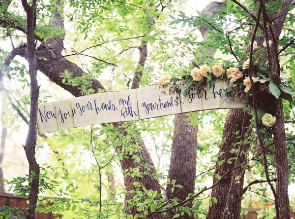 English Garden Elegant Wedding Inspiration