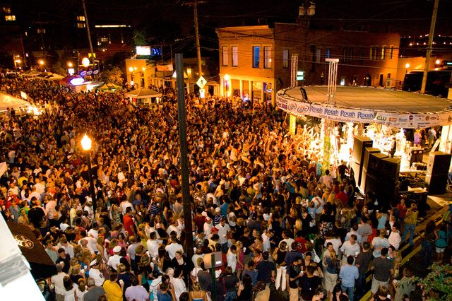Park Street District Is Columbus Ohio S Most Popular
