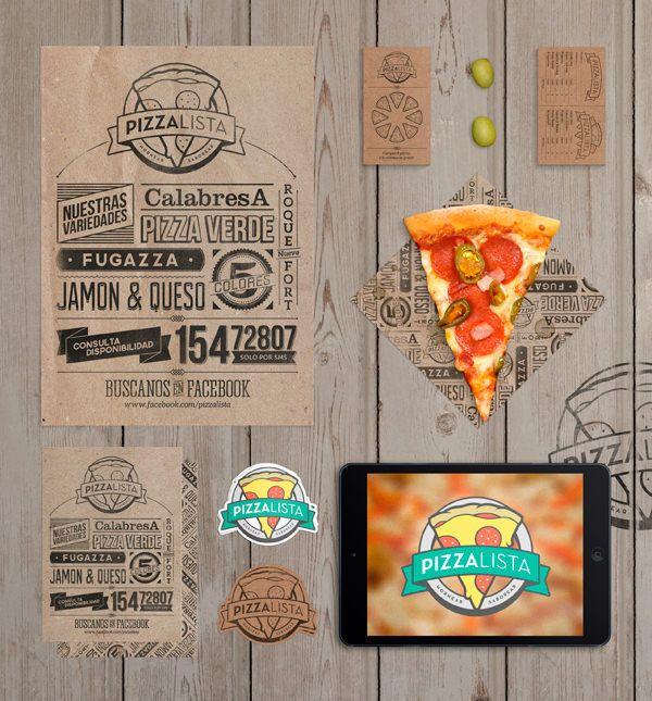 20 Deliciously Designed Food Drink Menus Hongkiat Pizza Design Restaurant Menu Design Menu Restaurant
