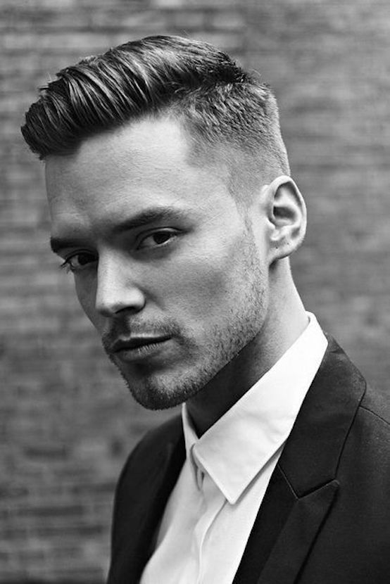 50 Inspirational Men Medium Hairstyles for Thick Hair