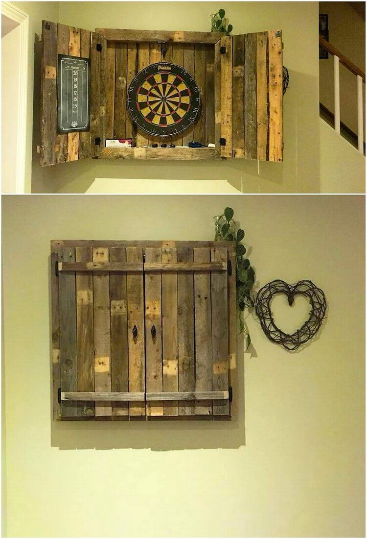Ingenious Ideas for Recycling Wasted Wood Pallets | Wood pallets ...