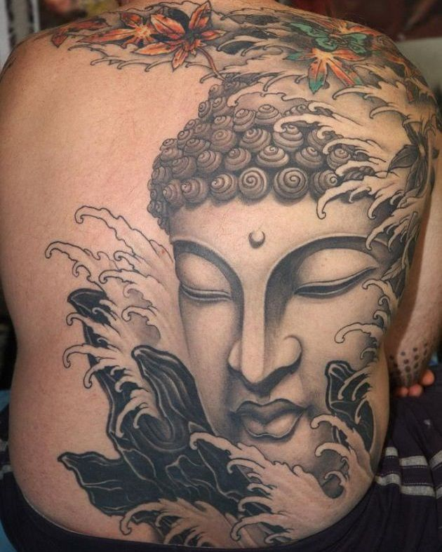 Awesome ink tattoo flower buddha waves httplivinglovinglife religious tattoo designs ideas flower and buddha religious tattoo designs cvcaz tattoo art ideas tattoo design inspiration mightylinksfo