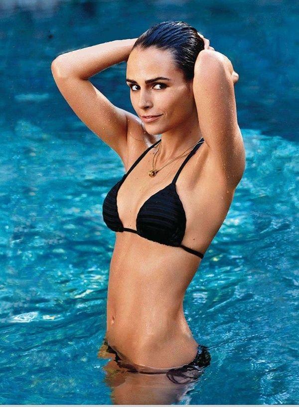 God! Gambar jordana brewster hot sexy bikini