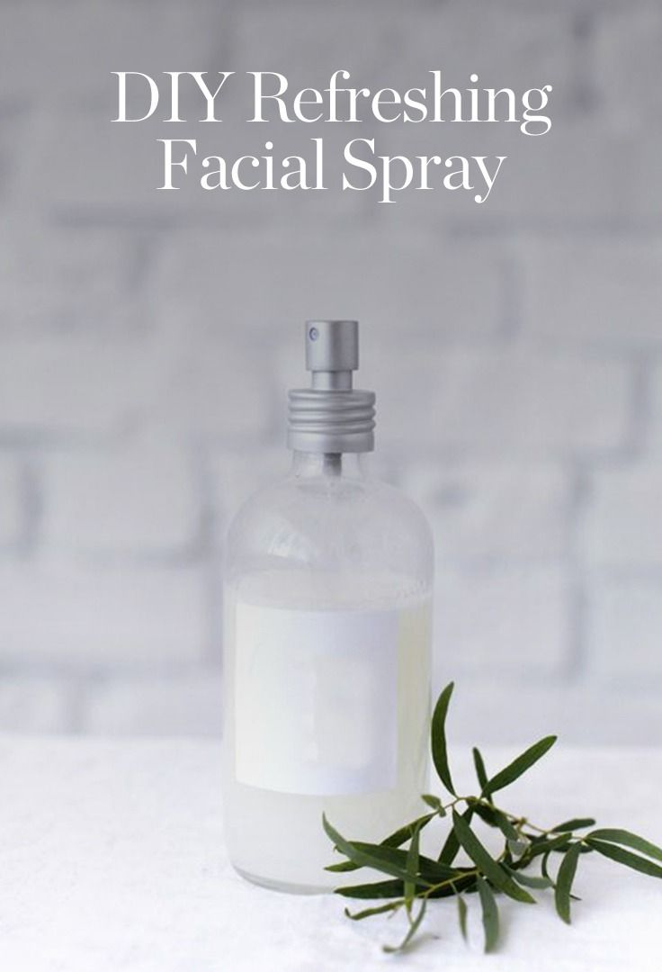 Try This Diy Aloe Face Spray For A Midday Pick Me Up Aloe On