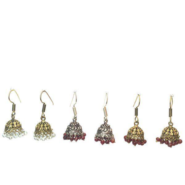 venta caliente real estilos clásicos gama completa de especificaciones pendientes hindúes. joyería bollywood. nair&polo | India ...