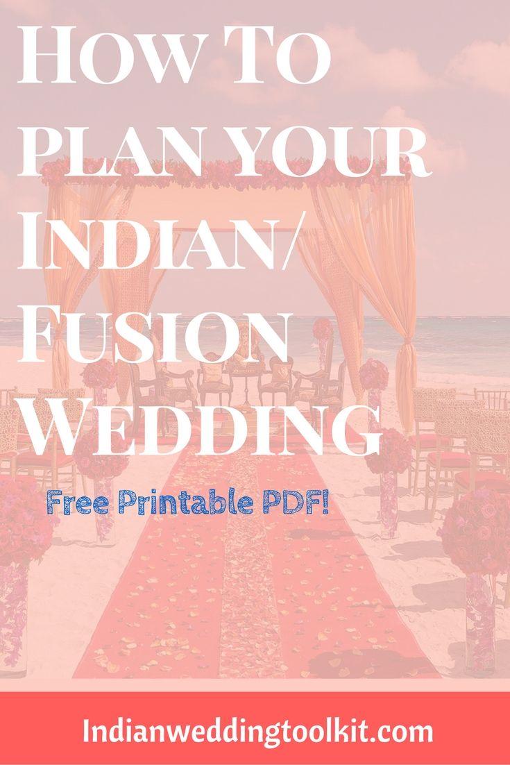 Free Indian Wedding Planning Guide  Tips  Tricks  Wedding