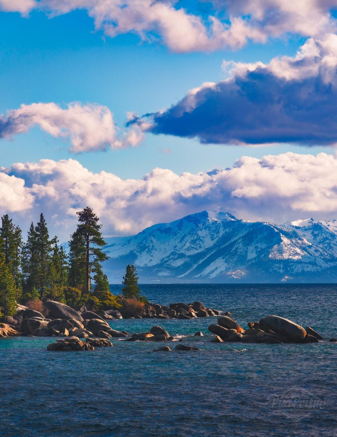 The Clearing Of A Spring Storm On The West Side Of Lake Tahoe Nevada 1200x1500 In 2020 Lake Tahoe Nevada Beautiful Photos Of Nature Lake Tahoe