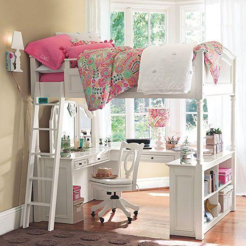 little girls room for kids pinterest kinderzimmer. Black Bedroom Furniture Sets. Home Design Ideas