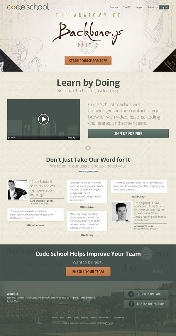 Index Page Web Design Landing Page Modern Web Design
