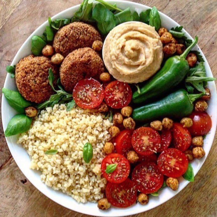 Vegan Bowls For Vegan Souls Veganbowls On Instagram Delicious Bowl Filled With Flavou Paleo Vegetarian Recipes Vegetarian Recipes Easy Vegetarian Recipes
